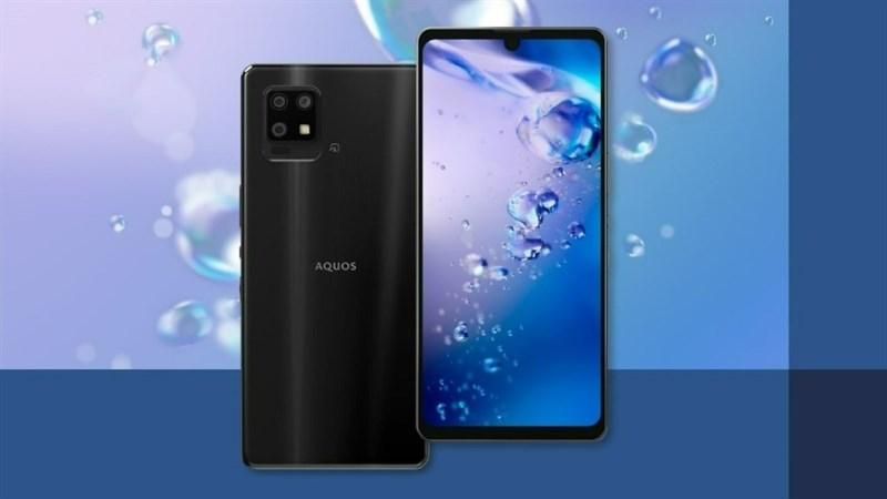 Smartphone Aquos zero6 là điện thoại nhẹ nhất thế giới