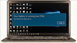 khắc phục hiện tượng pin laptop nhanh hết pin