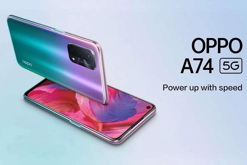 Oppo A74 chính thức ra mắt