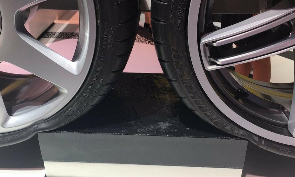 Công nghệ Acorus khắc phục nhược điểm của lốp xe mỏng
